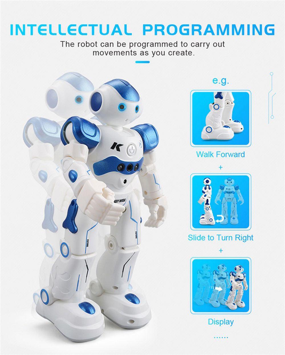 R2 RC Robot Toys IR Gesture Control Intelligent Robots Dancing Toy