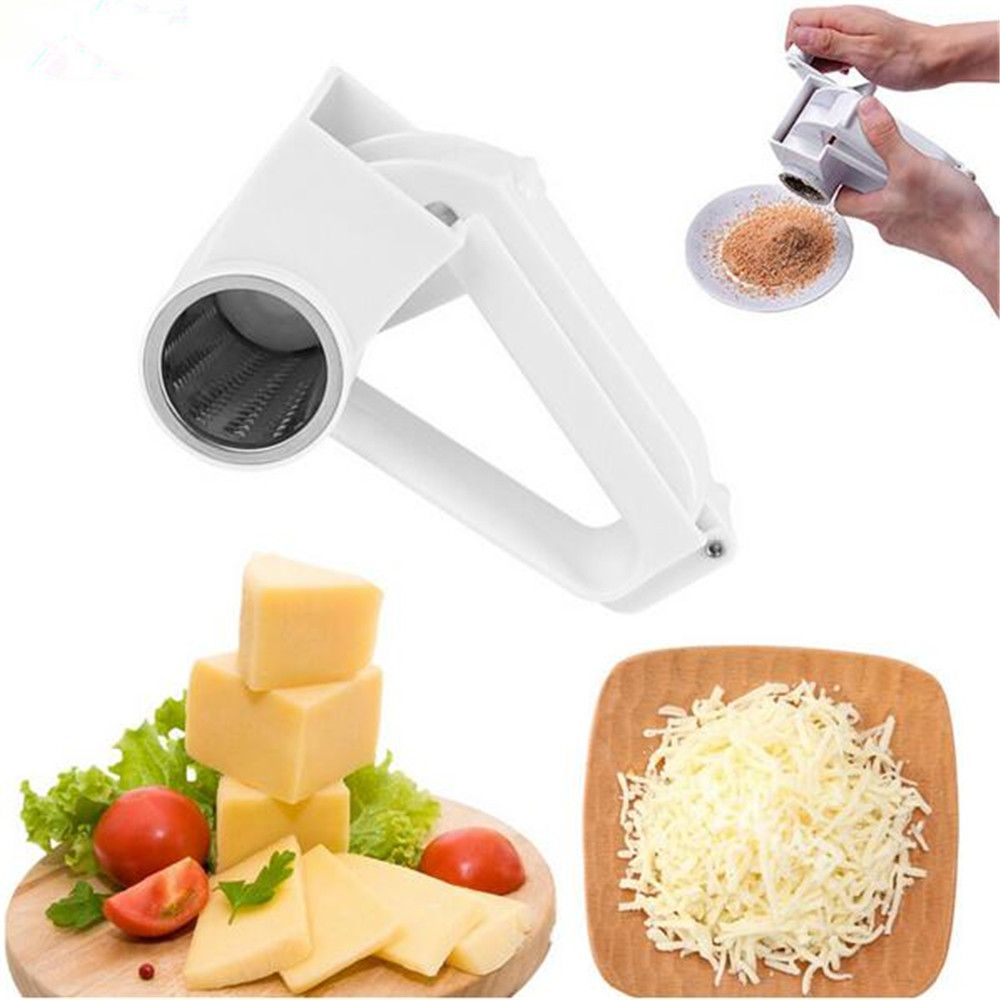 Cheese Nuts Slicer Graters Stainless Steel Ginge Crusher Garlic Hand Press Garlic Slicer Masher Kitchen Tools