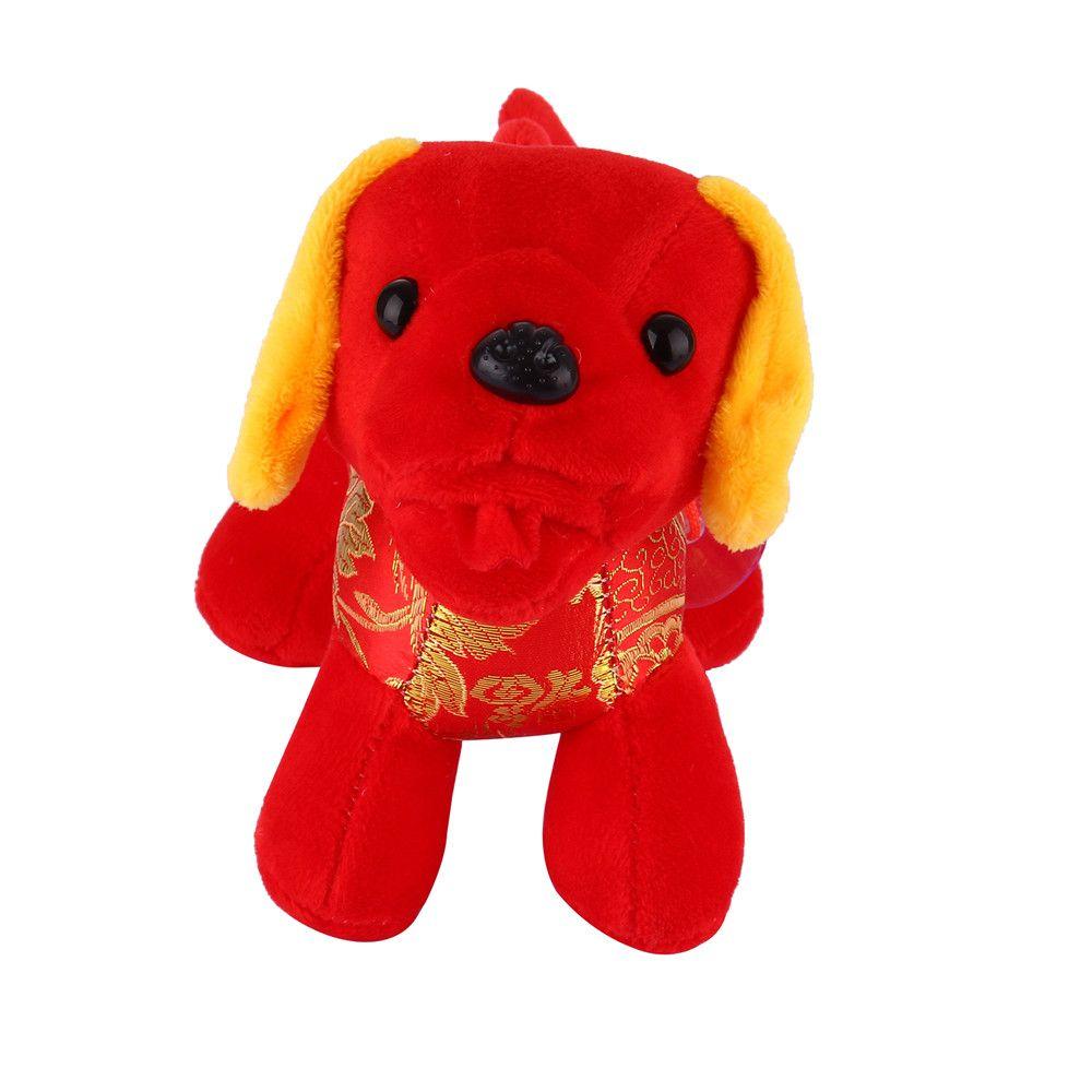 Happy dog Lifelike Stuffed Animal Wedding Birthday Gift