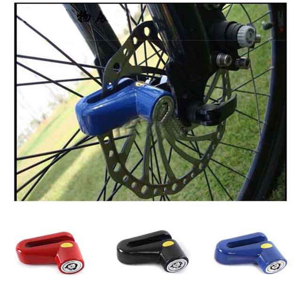 Mountain Bike Disc Brake Safety Anti-theft Lock Cycling Equipment Bicycle Accessories