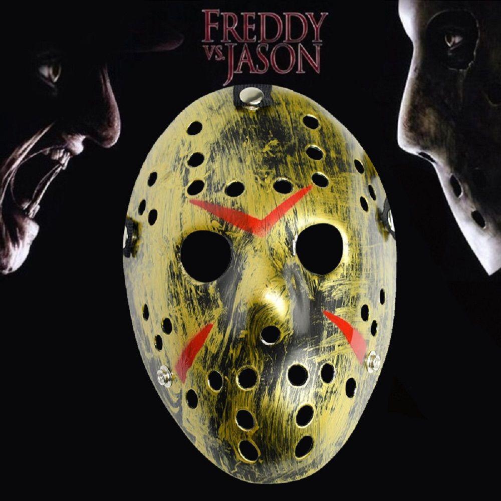 Halloween Masquerade Mask Horror Resin Christmas