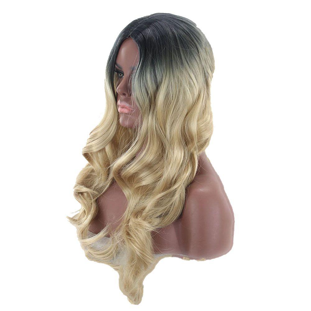 Ladies Long Roll Wigs