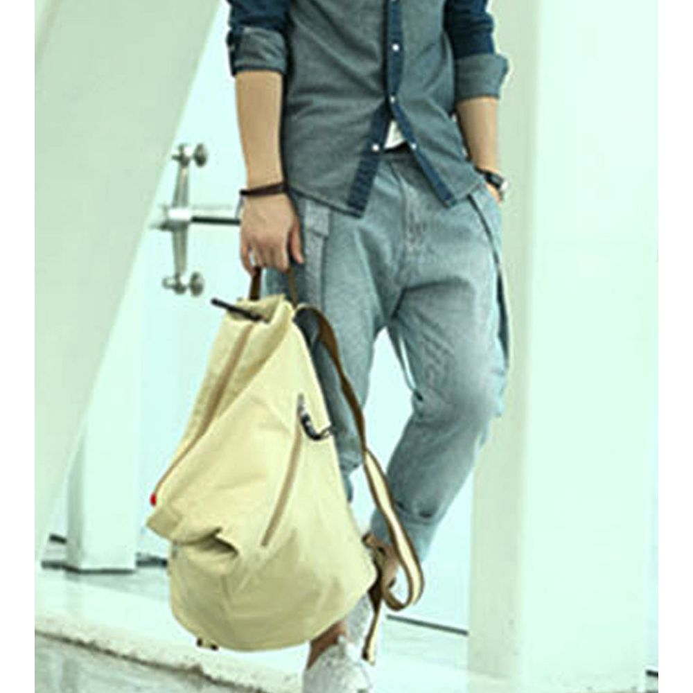 1PC Computer Backpack High School Canvas Bag travel Bags