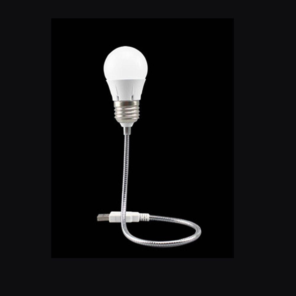 Simple Retro LED Bulb With USB Energy Saving Lamp