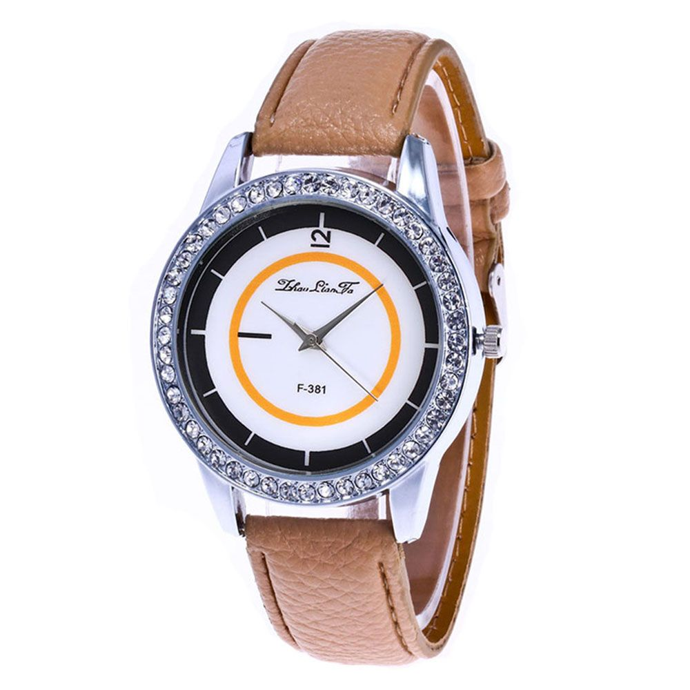 Zhou Lianfa Fashion Trend Personality Leisure Watch