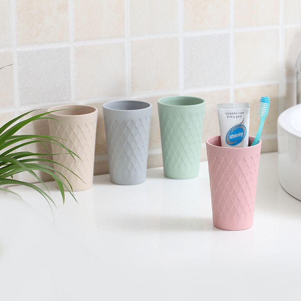 Bamboo Fiber Plastic Bamboo Fragrant Diamond Cup Natural Environmental Protection