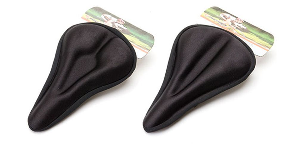 Bike Seat Thickened Comfortable Silicone Saddle Cushion Cover