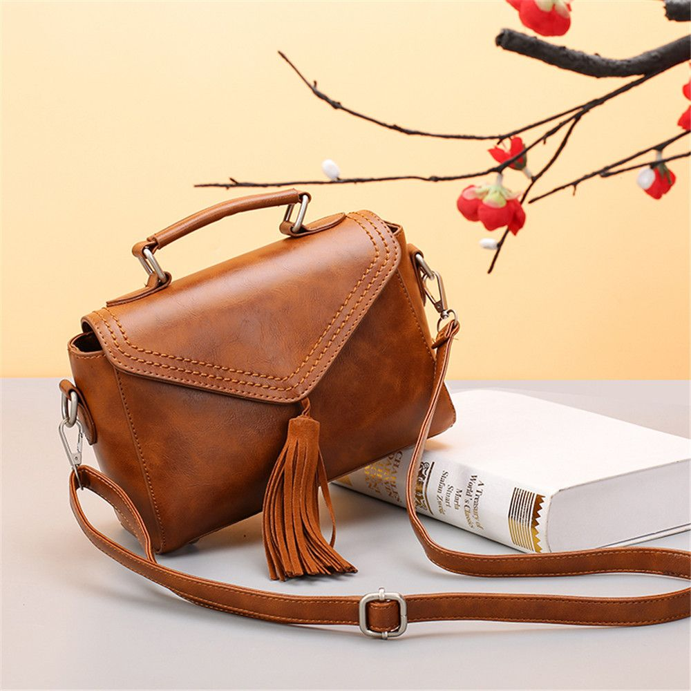 Fashion Lady's High Grade Single Shoulder Hand Held Backpack