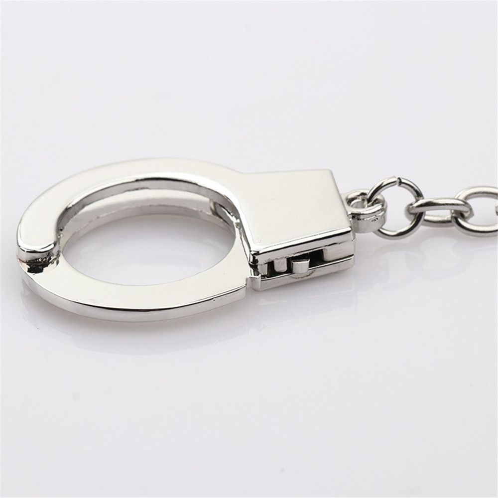 Creative Handcuffs Modeling Keychain