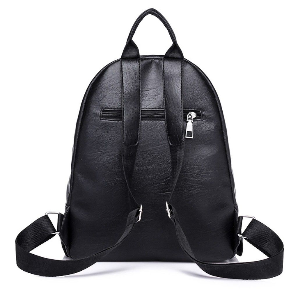 Knapsack Women's Casual Backpack with A Padded Ball with A Double Shoulder Backpack 208