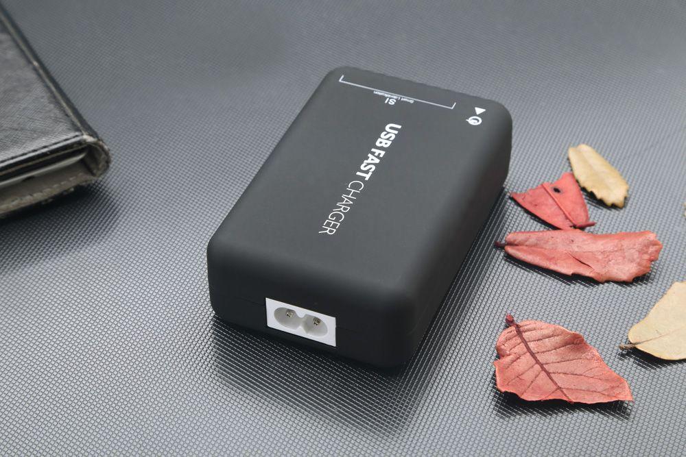 T2 Multi-port USB Charger Qualcomm QC 2.0 3.0 Fast Charger 5V9V12V