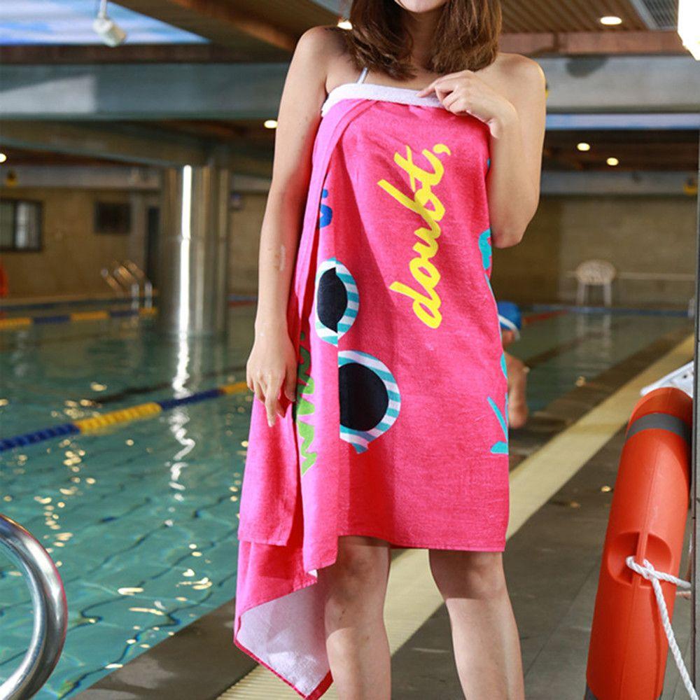 Lovely Soft Cotton Beach Towel