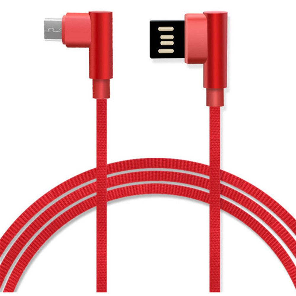 The Android Double Elbow Multi-Function Data Cable