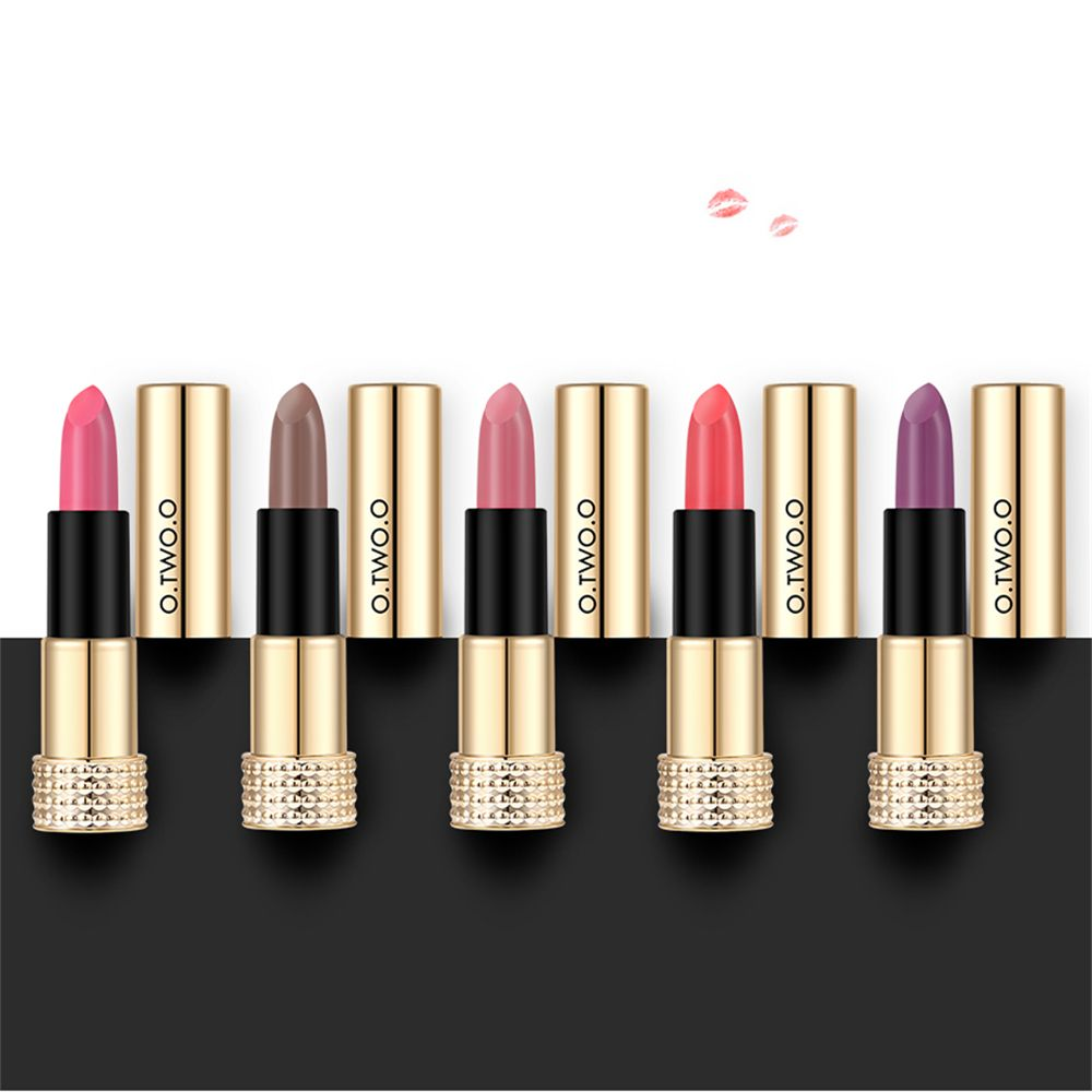 OTWOO Lipstick Matte Long Lasting Kissproof Waterproof  Lip Make Up