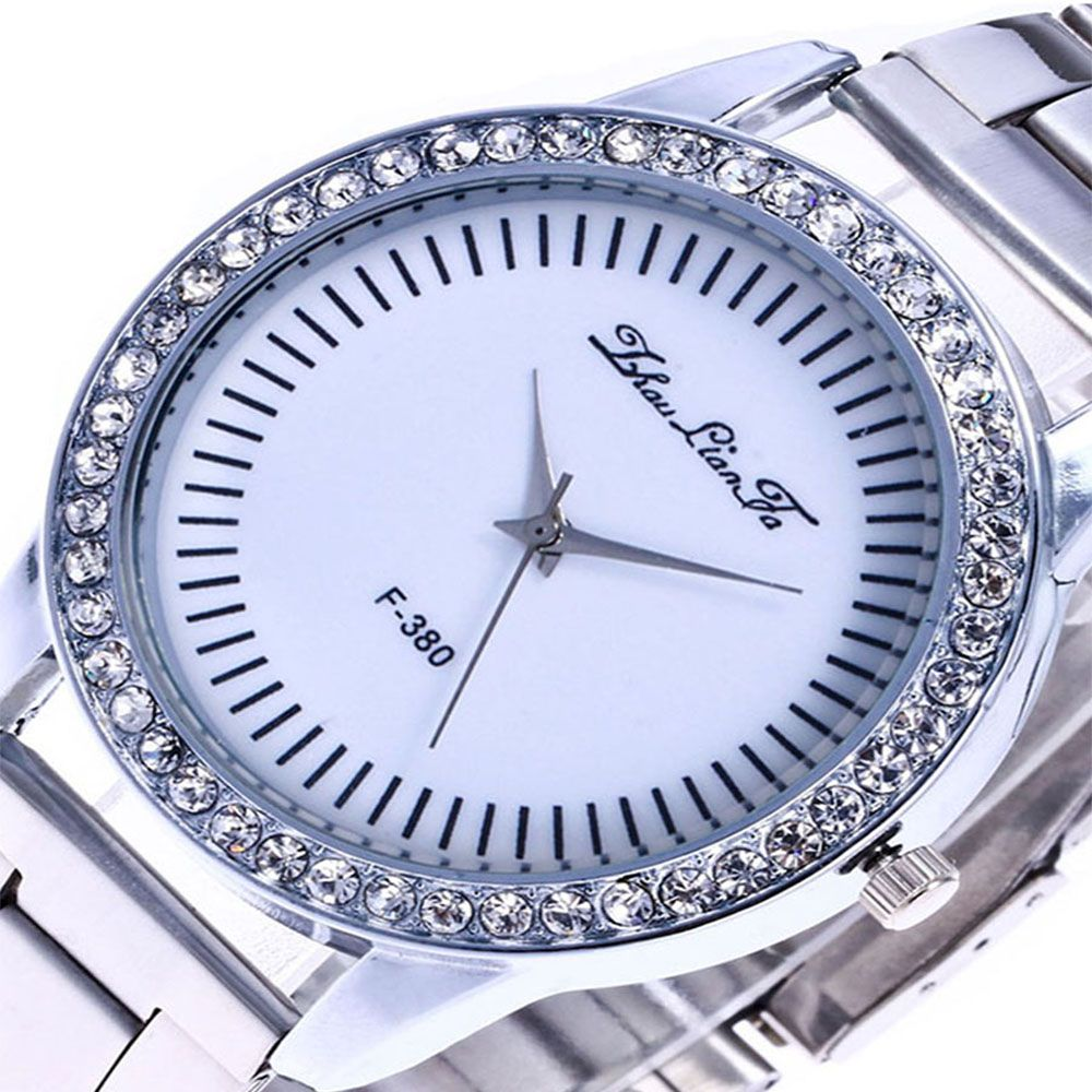 Zhou Lianfa Set Diamond Personality Sport Casual Watch