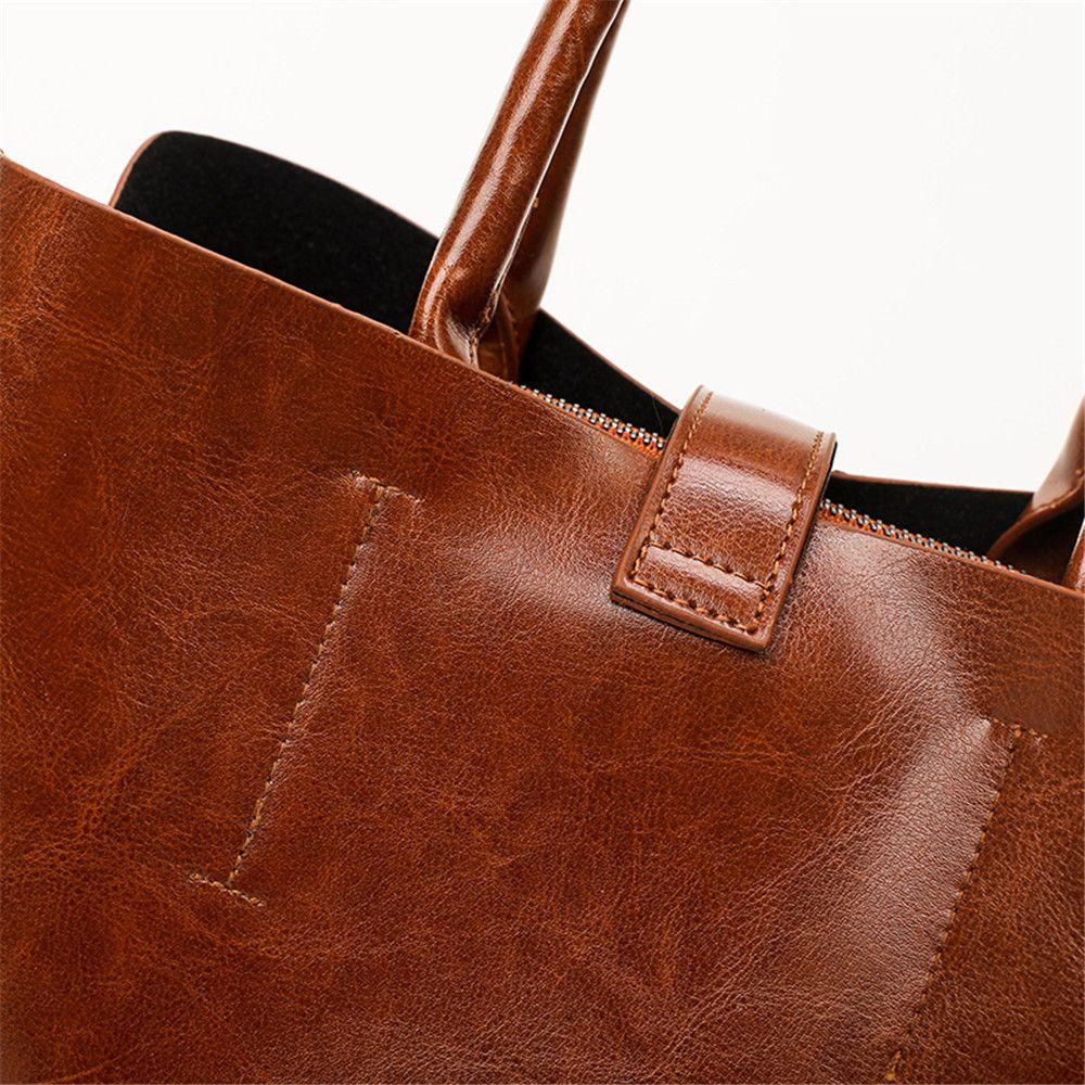 High End Ladies Hand Held Skew Backpack