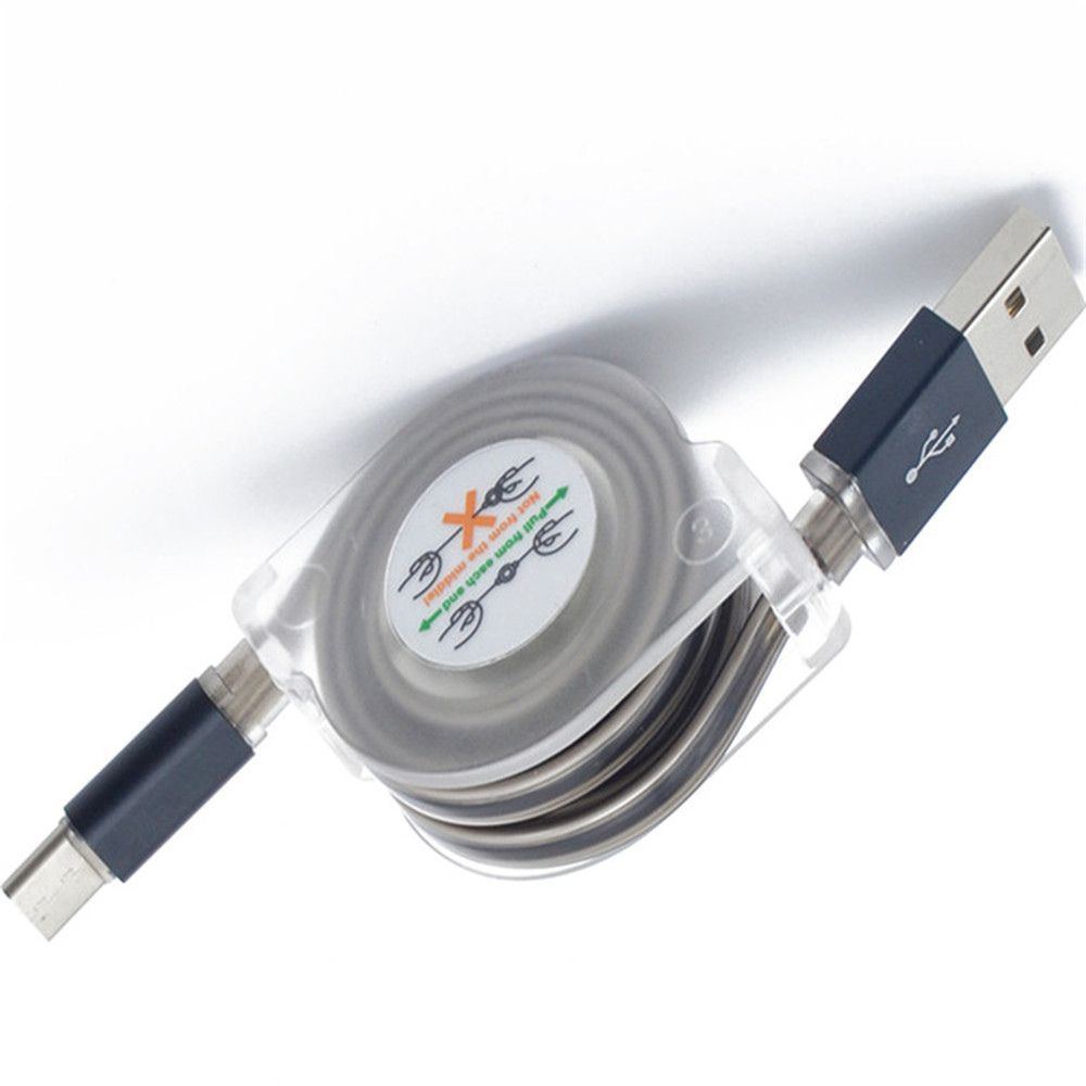 Type - C Fashion Cool Light Cable