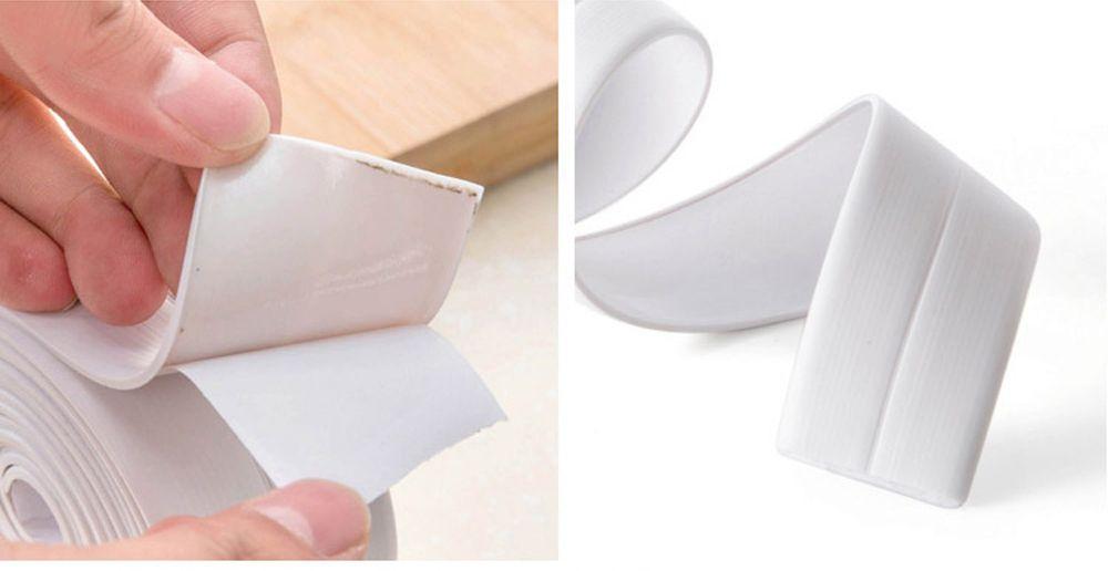 Kitchen Waterproof Anti-Mold Tape 2 Rolls