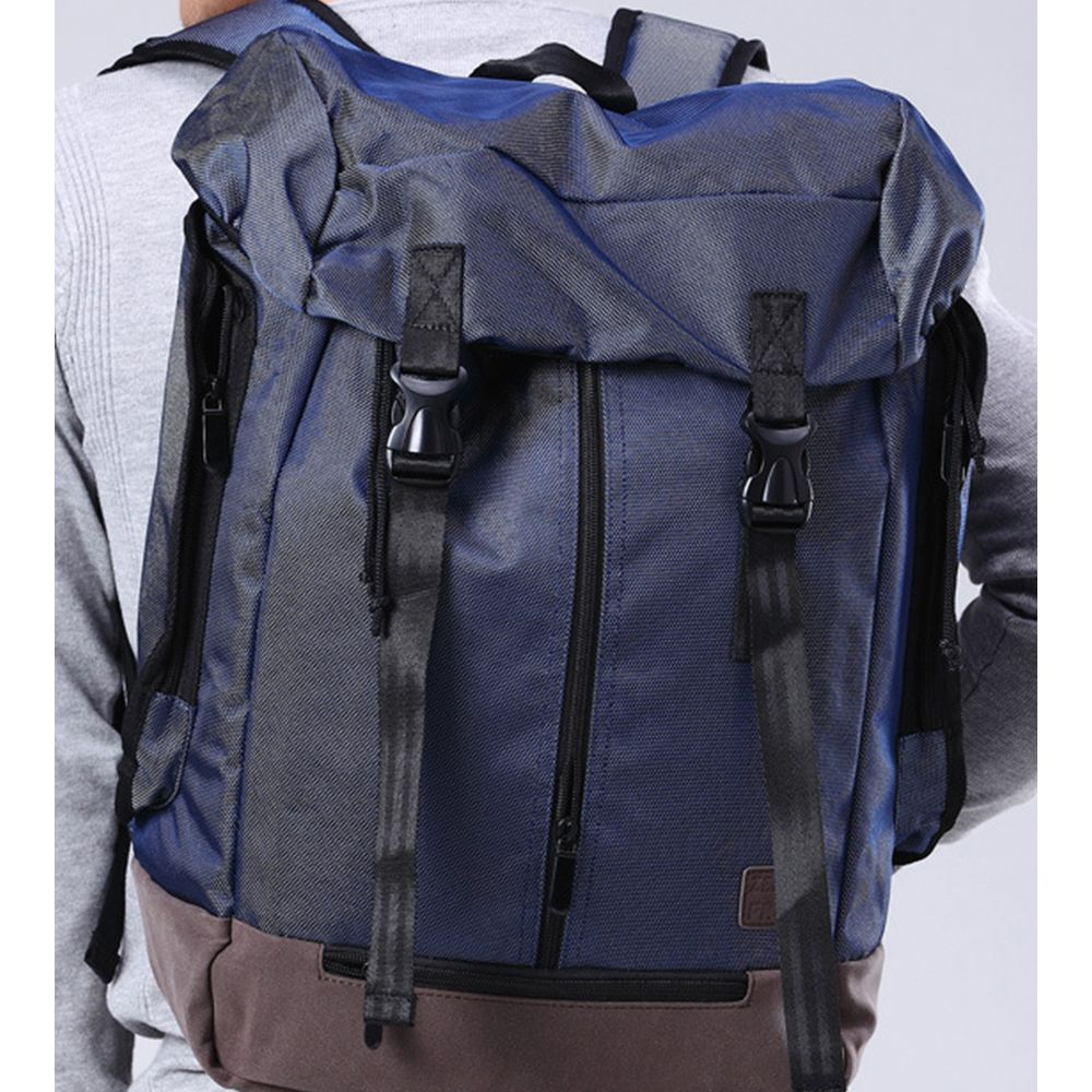 1Pc Student Bag Male Backpacks Fashion Sports