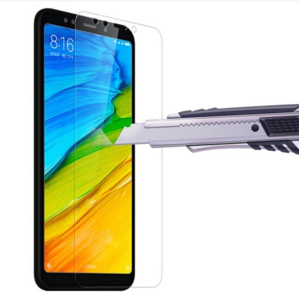 Screen Protector for Xiaomi Redmi 5 Plus HD Full Coverage High Clear Premium Tempered Glass