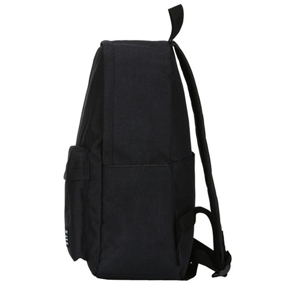 Men's Backpack Solid Color Casual Chic Large Capacity Schoolbag
