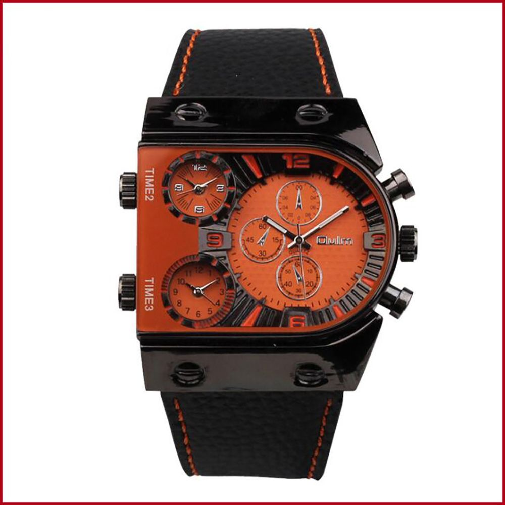 Men's Watch in Multi Time Area of Foreign Trade