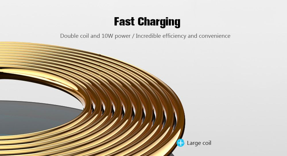 Wireless Fast ChargerHolder for Type-C / Micro USB Phone