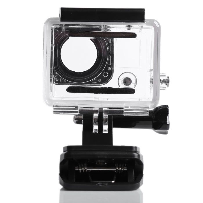 Accessories for Gopro 360 Degrees Rotatable Bag Clip Mount