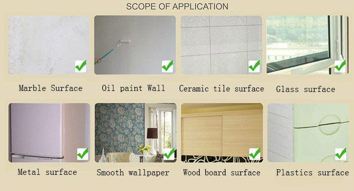 3D Hole Seascape Waterproof Wall Decor Sticker